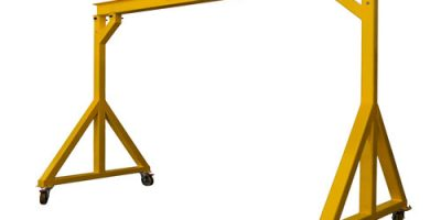 Amazing Frame Gantry Crane Available For Sale